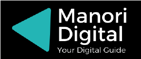 manoridigital Logo