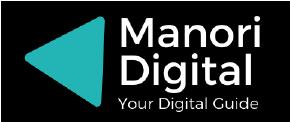 manoridigital Logo